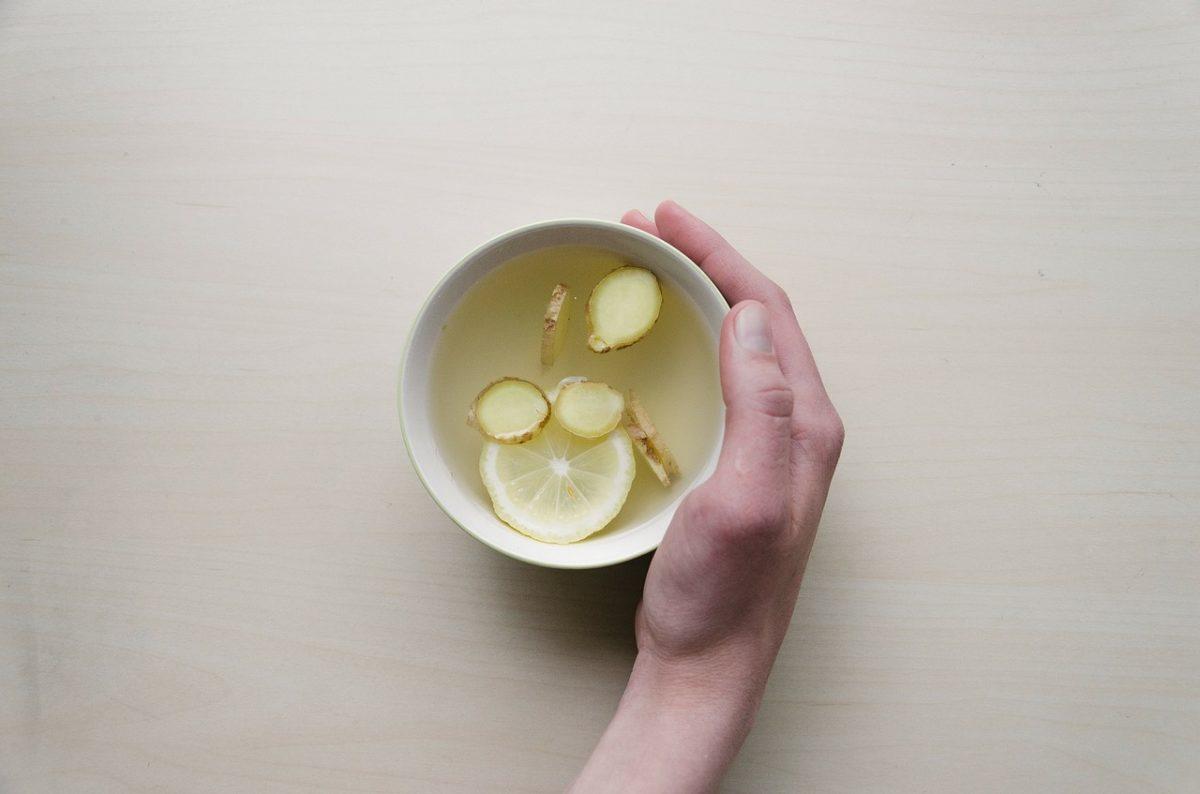 Benefits of Lemon Ginger Tea