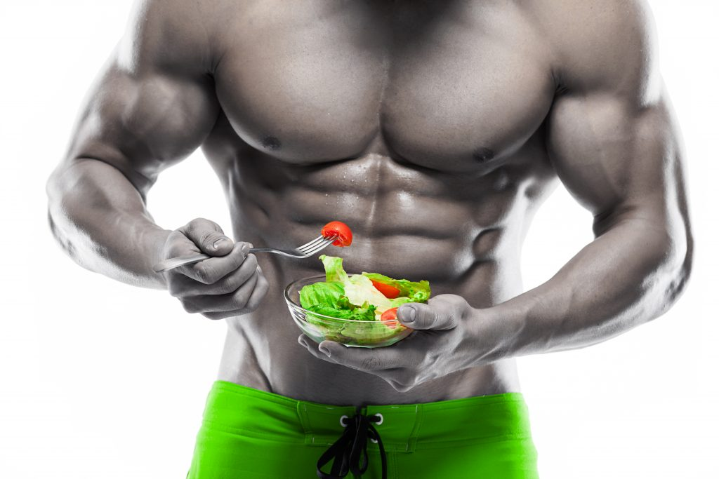 Diet For Building Muscles