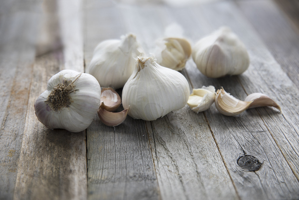 Benefits of Garlic for Skin
