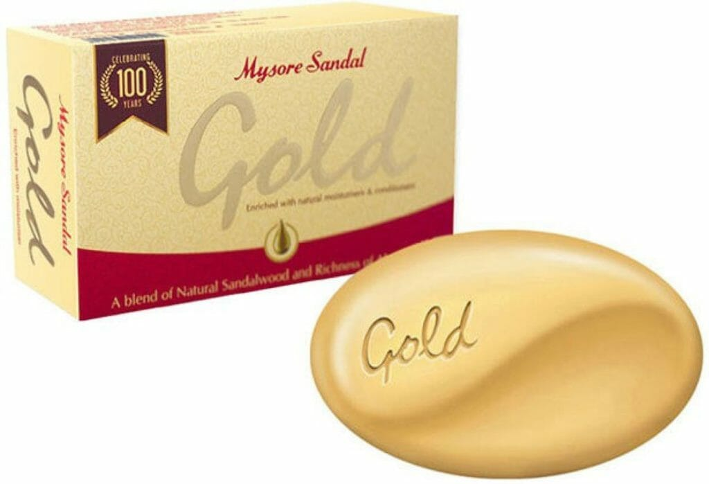 Mysore Sandal Gold Soap