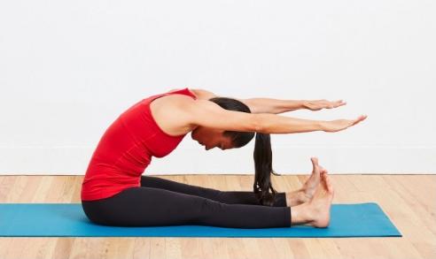 forward stretch exercise image