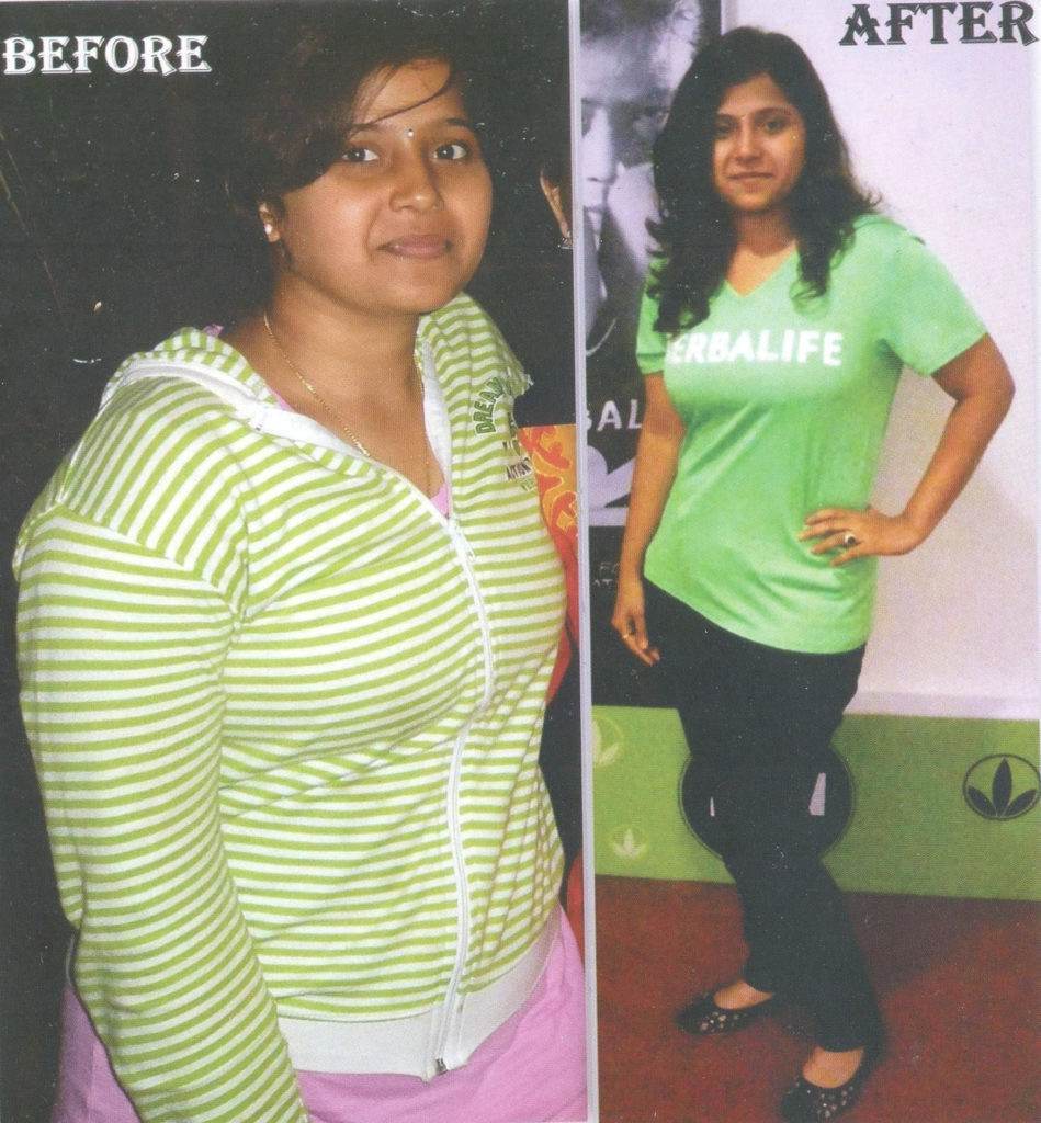 Herbal life weight loss