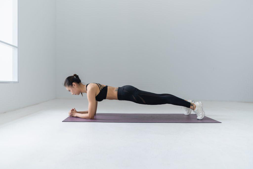 plank exercise image