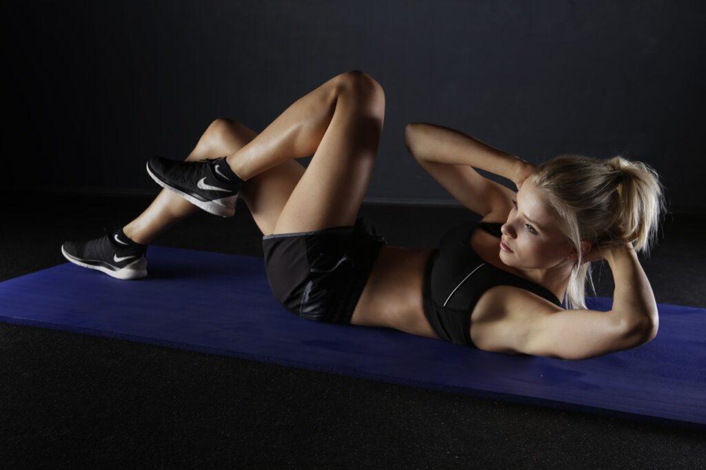 Physical fitness for better focus